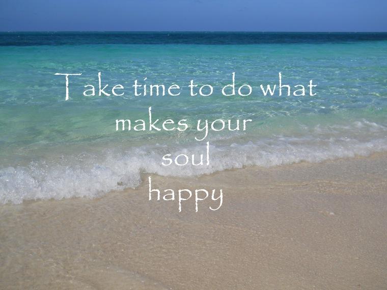 Take time.....